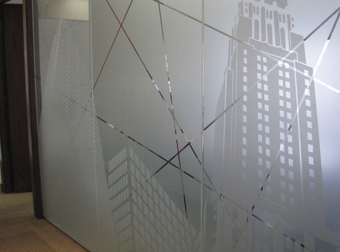 Customized Glass film